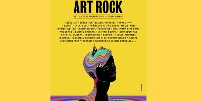 Art Rock du 1 au 12 septembre 2021 à Saint-Brieuc