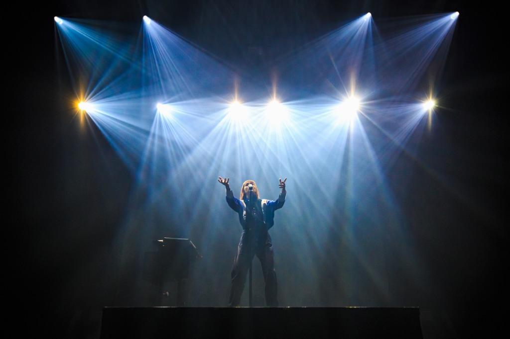 Suzane sur la scène de l'Auditorium (c): Antoine Monegier du Sorbier