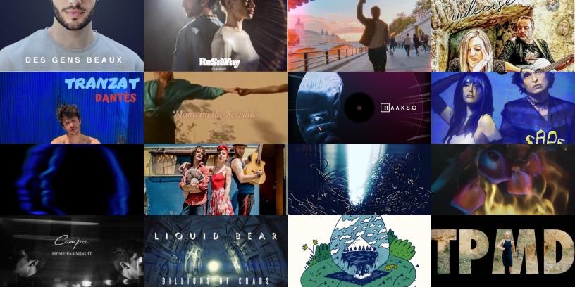 Les clips de la semaine #115
