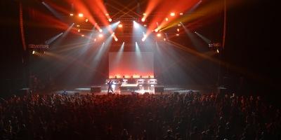 Suzane, sur la Grande scène de la Seine Musicale pour le Festival Chorus 2021