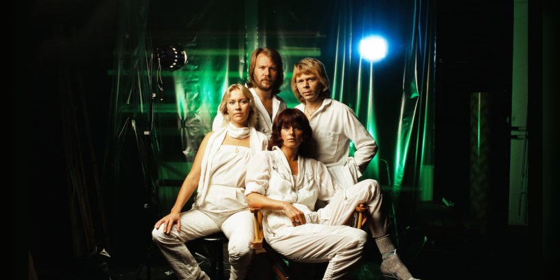 """ABBA revient sur le devant de la scène avec un nouvel album """"Voyage"""" qui sortira le 5 novembre 2021."""
