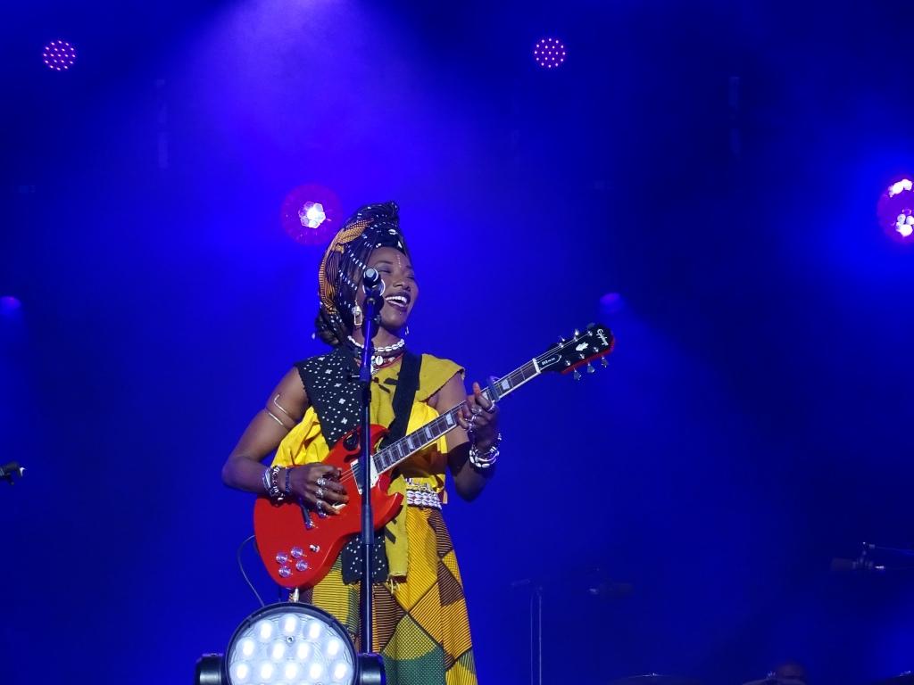 Fatoumata Diawara - Fête de l'Humanité 2021