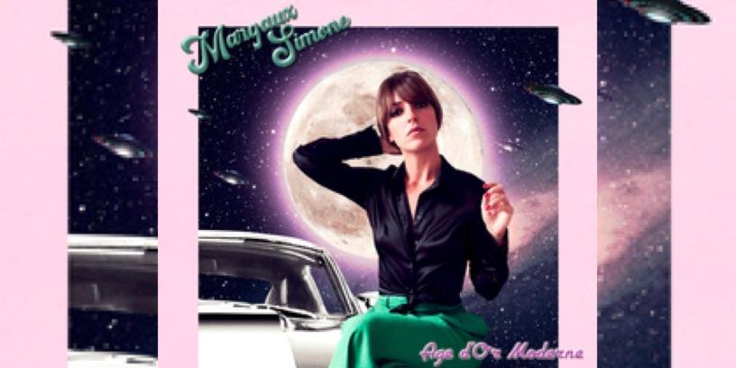 Margaux Simone - Age d'Or Moderne